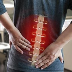 Butler chiropractor for back pain